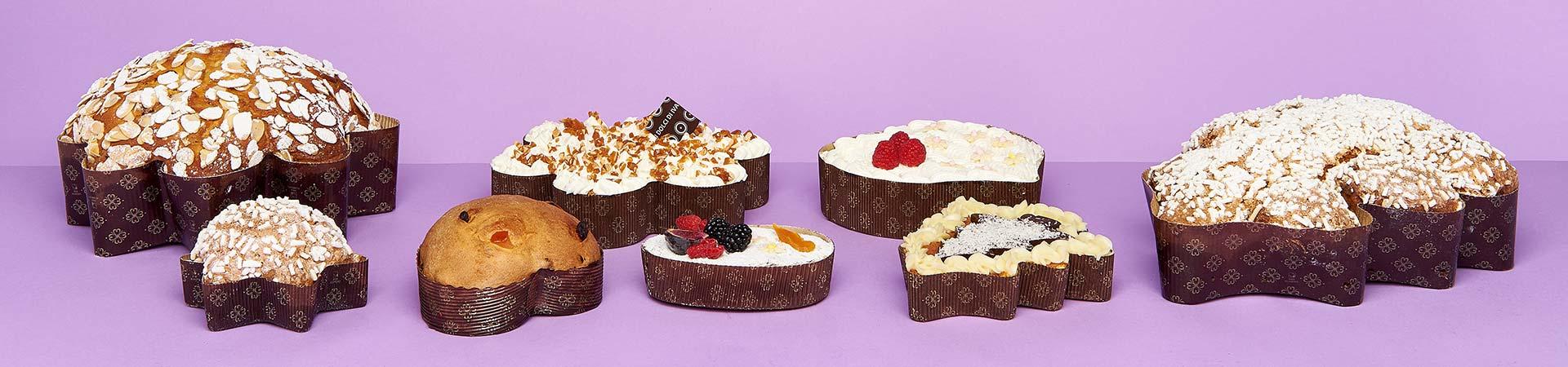 Novacart specialty baking molds