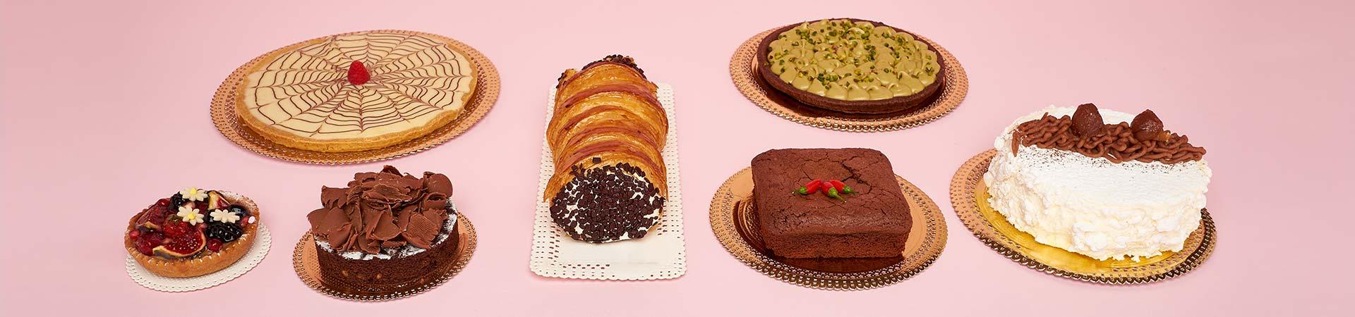 Novacart Cardboard Doilies for cakes