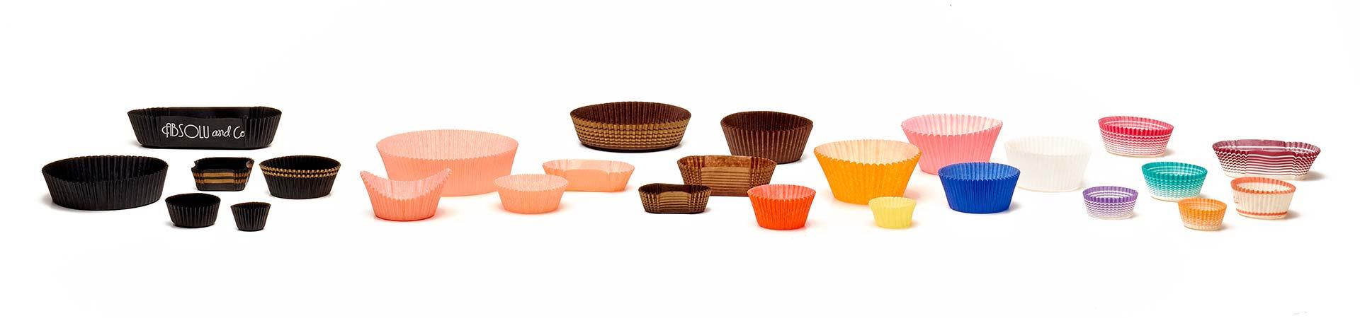 Novacart Display Paper Baking Cups