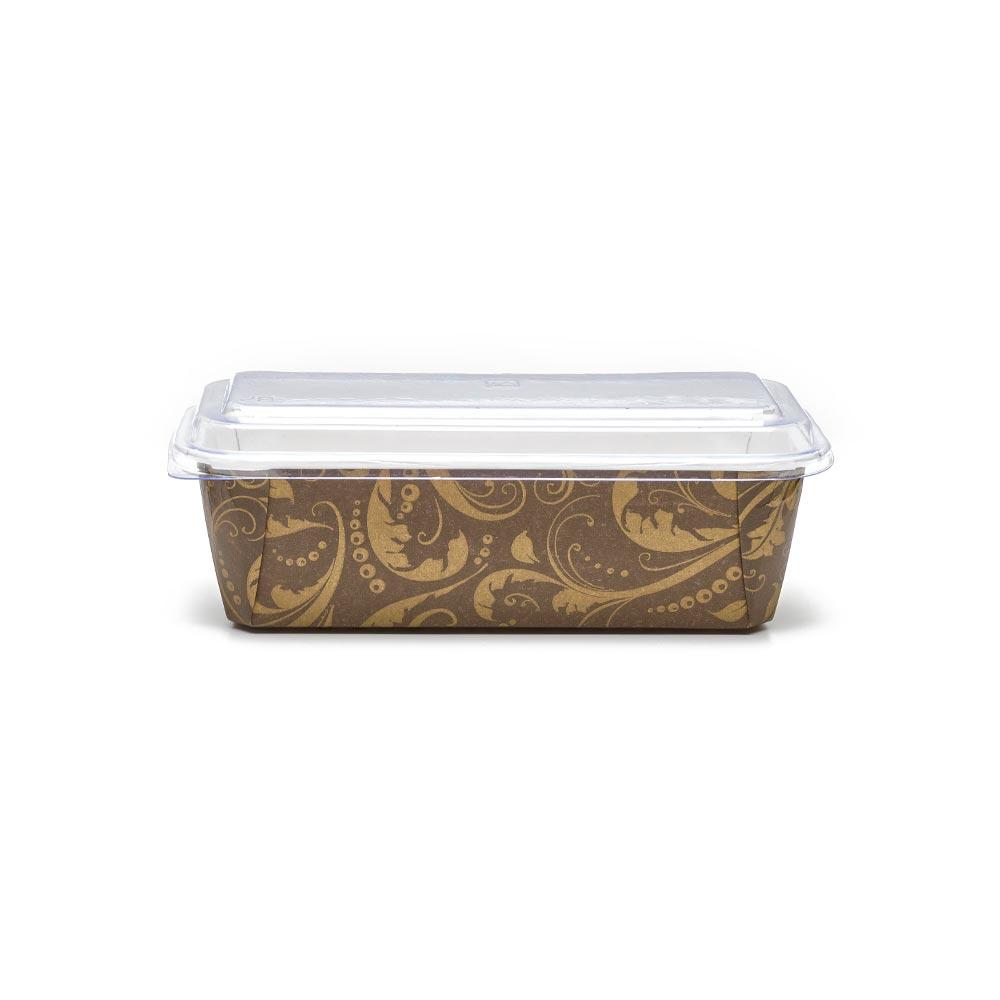 PLUMK 158x54 H 50 | Cardboard Plum Cake baking mold