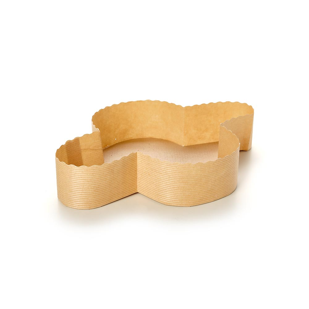 Novacart colomba paper baking mold M series in paper