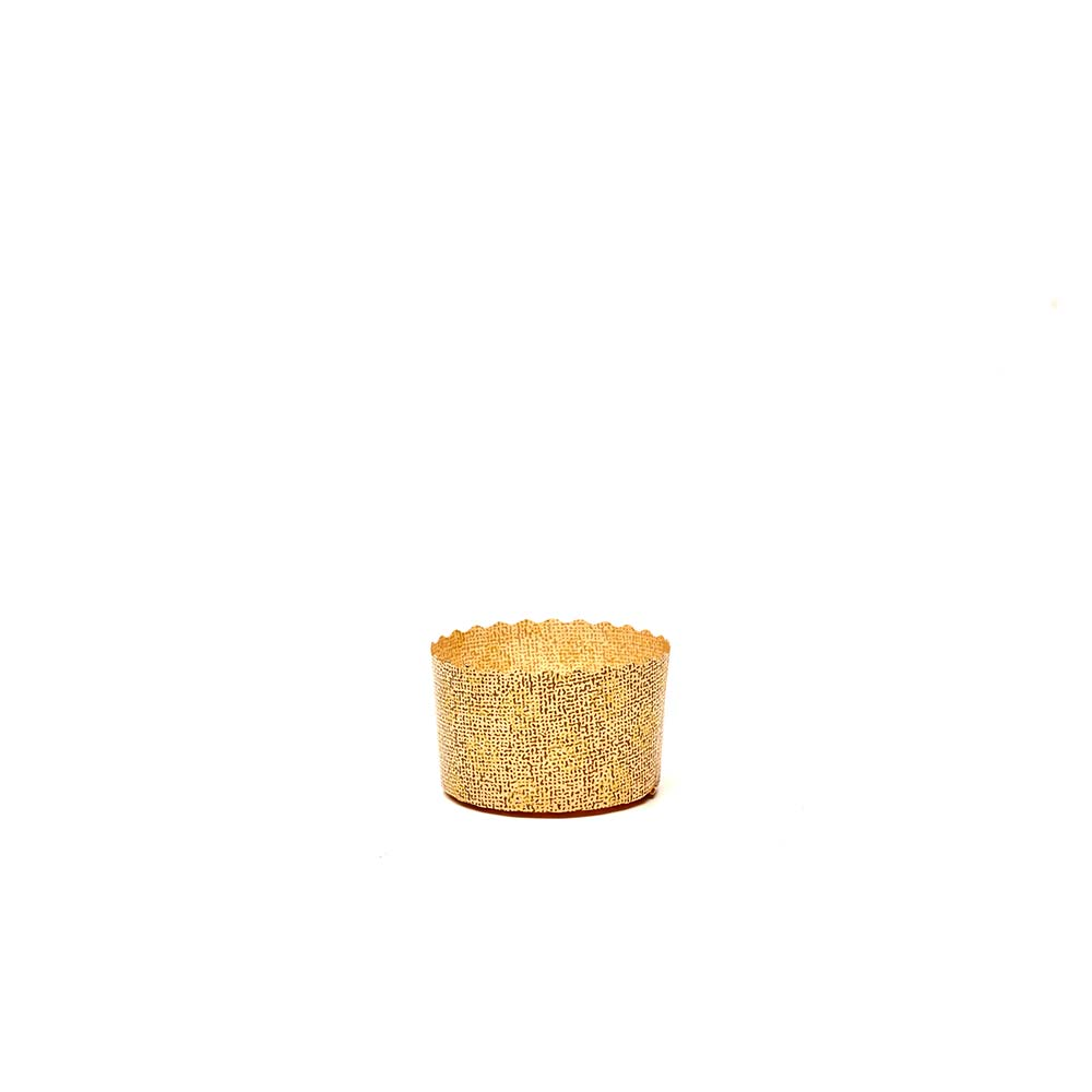 P 70 H 50   Panettone paper baking mold   Novacart Italia
