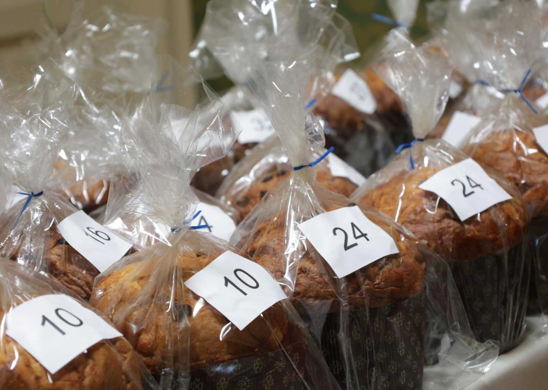 Panettone at Panettone World Cup