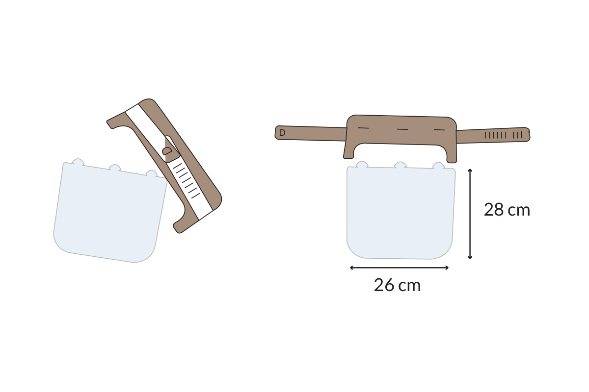 Face Protect assembly process 1