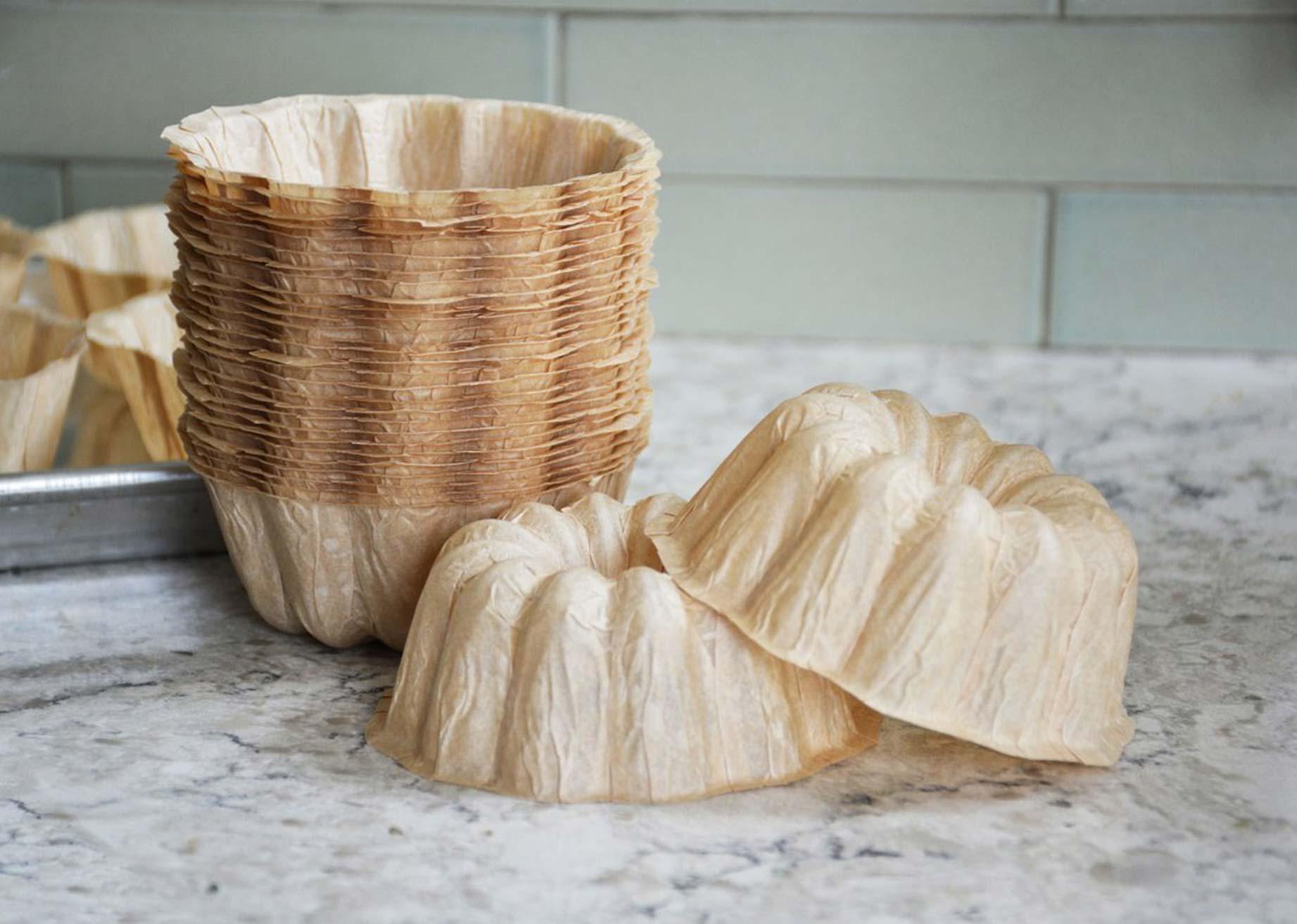 Novacart Bundt Cake baking molds