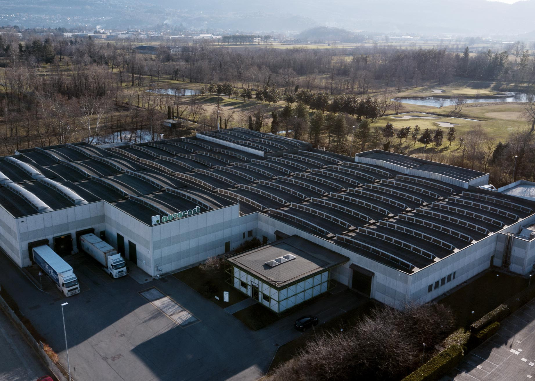Novacart Italy Bosisio Parini factory