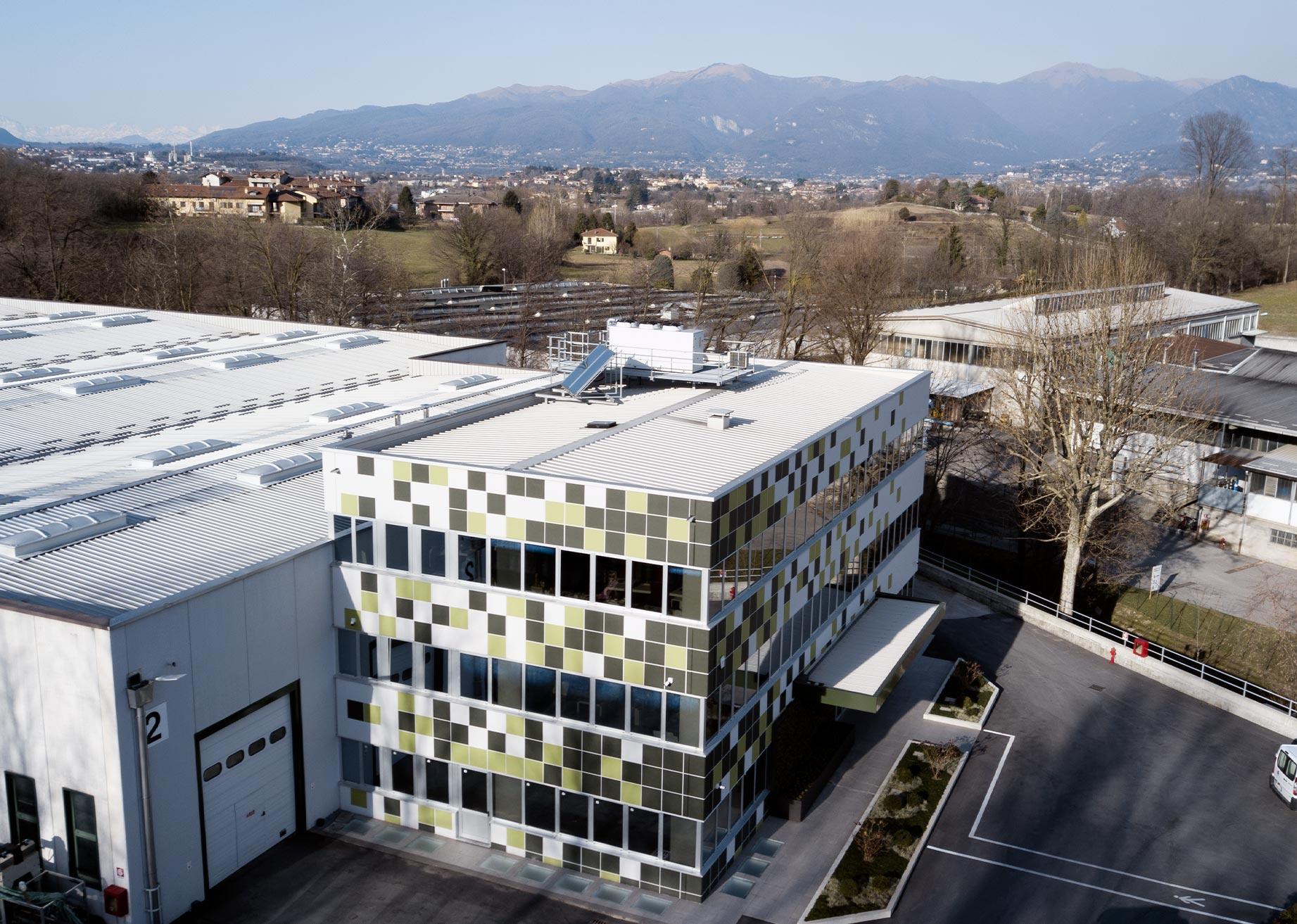 Novacart Italy Garbagnate Monastero factory