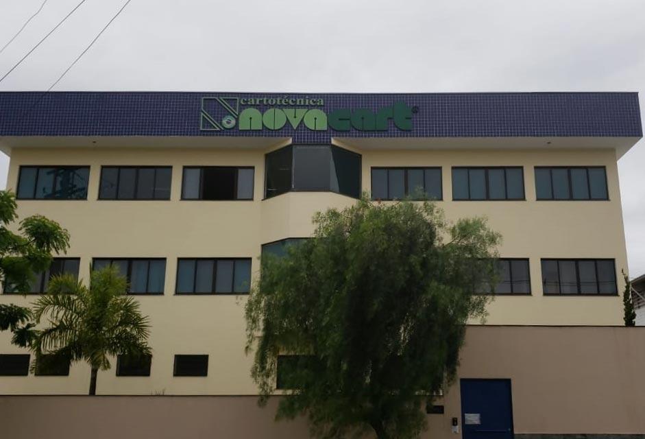 Novacart Brasile sede