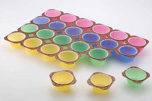 Novacart muffin trays