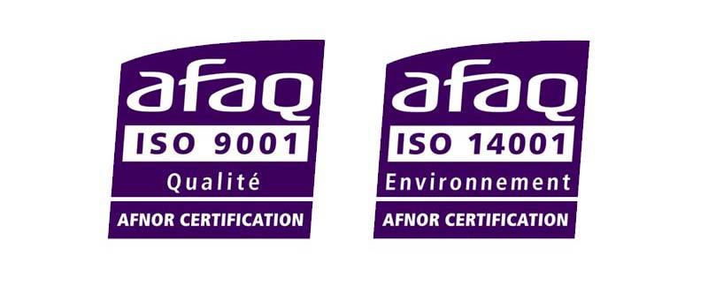 Nordia certifications