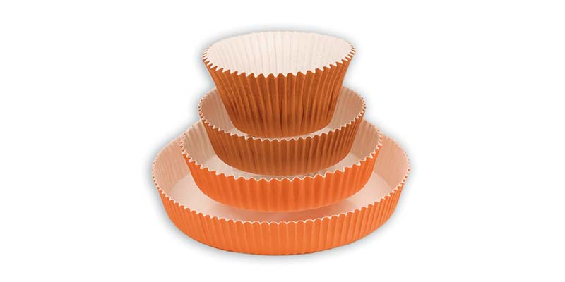 Nordia paper baking products