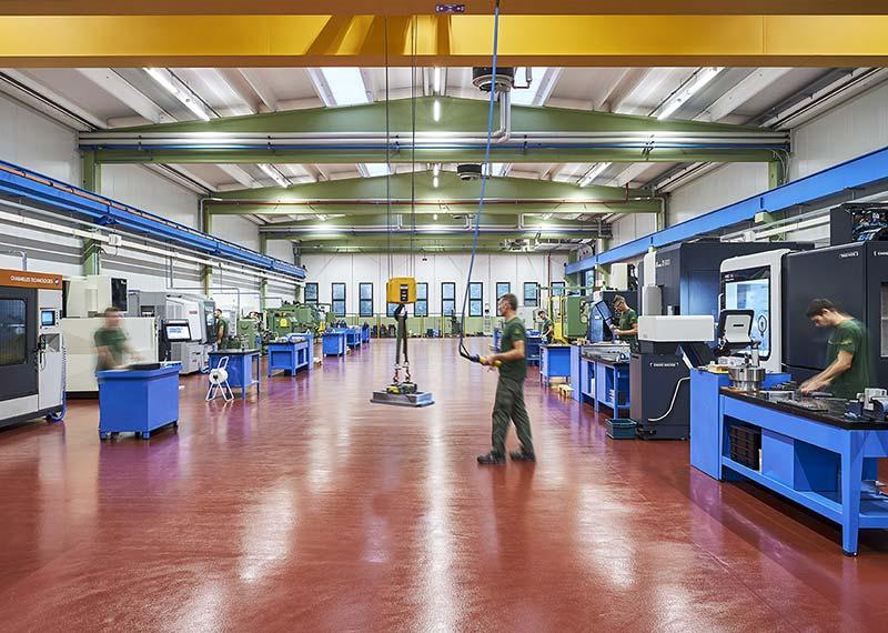 Novacart impianto produzione