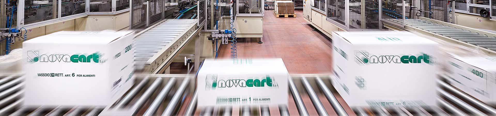 Novacart produzione e storia