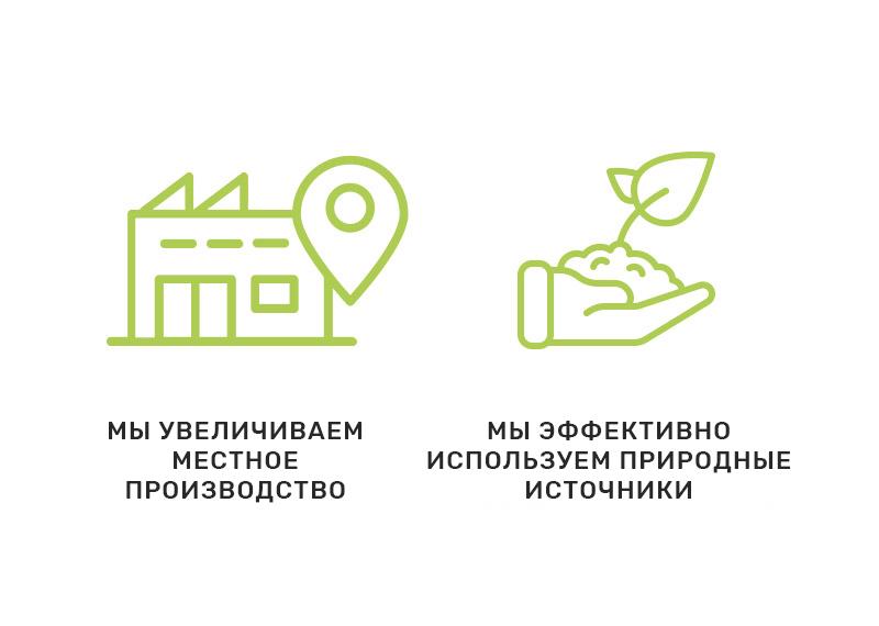 Novacart Russia Устойчивое развитие