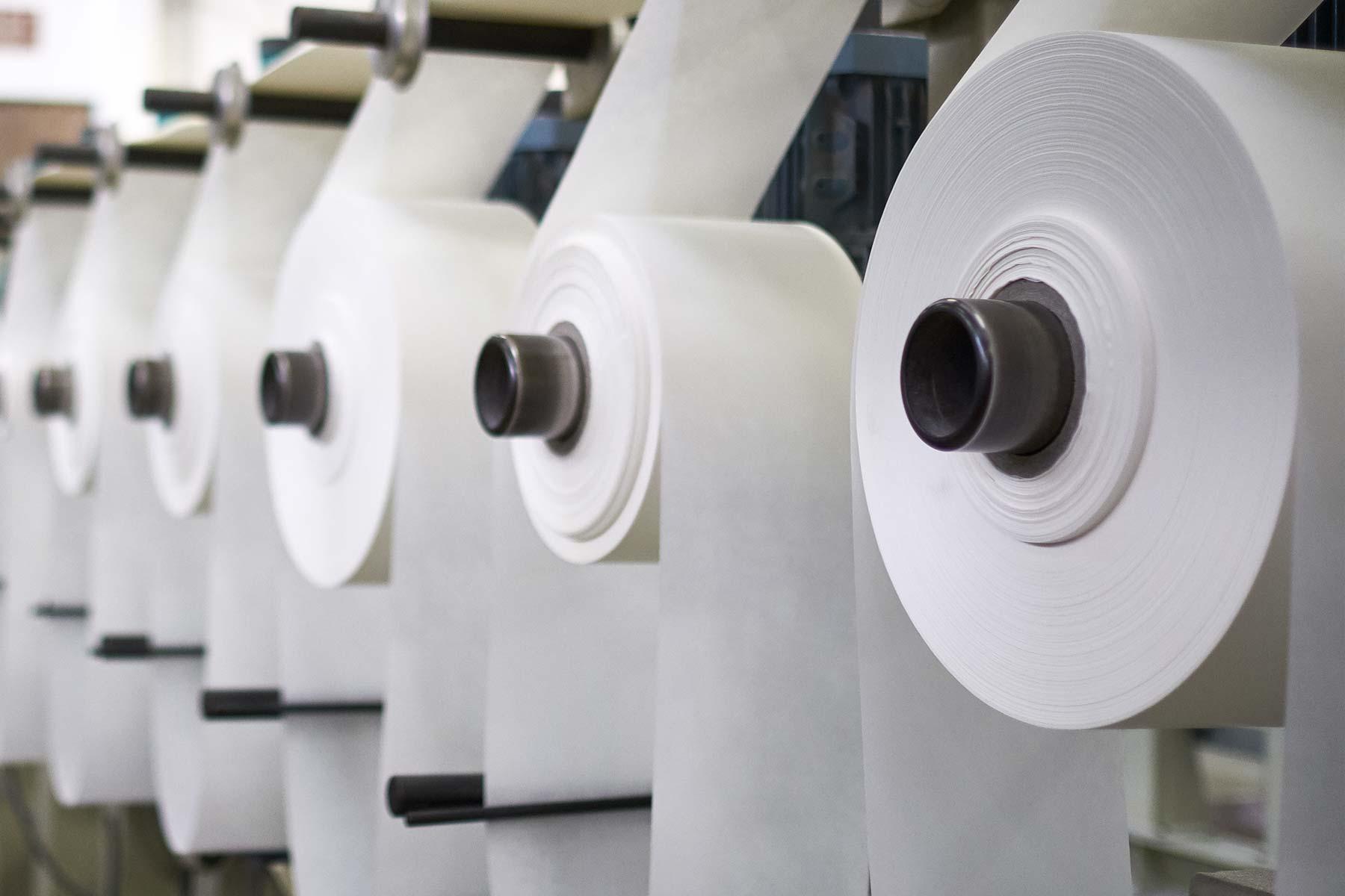 Paper Tech production machineries