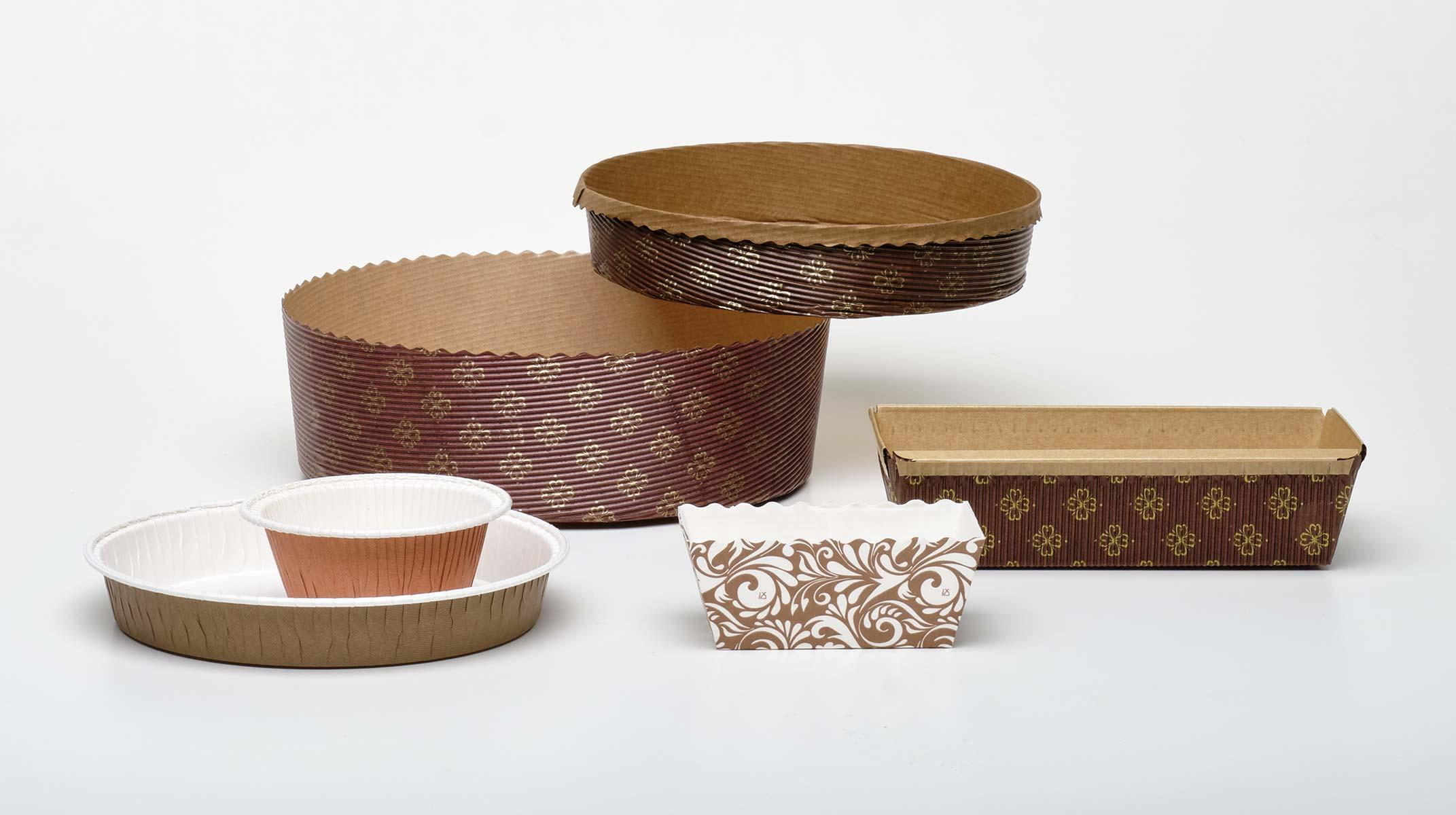 Paper Tech baking moulds
