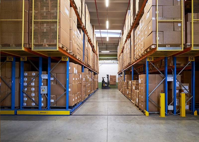 Paper Tech stocking facilities