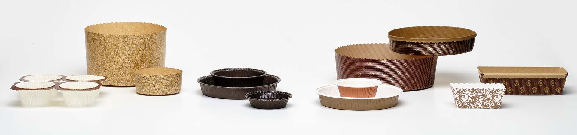 Paper Tech baking moulds for distributors