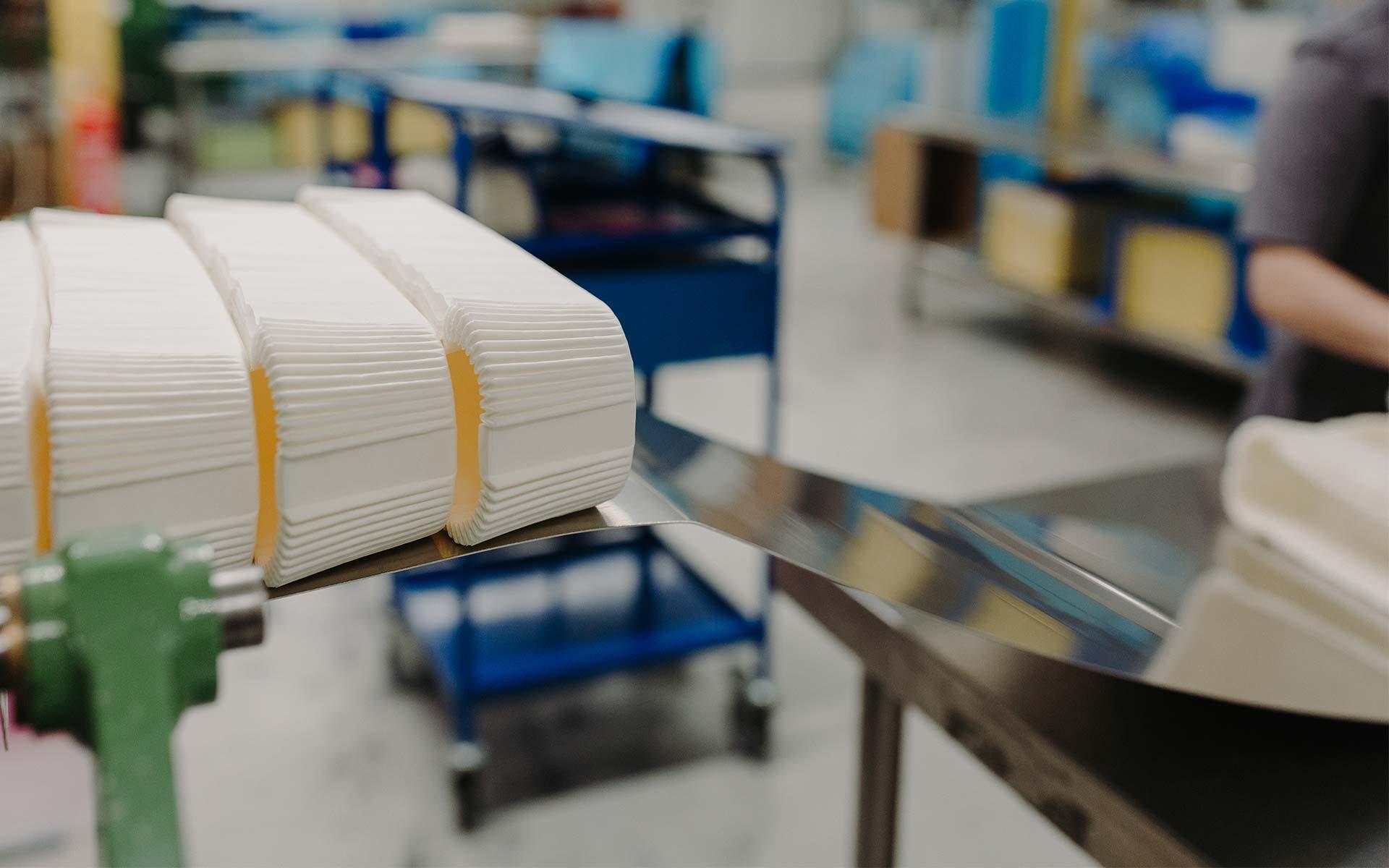 Techno Papier paper cup production