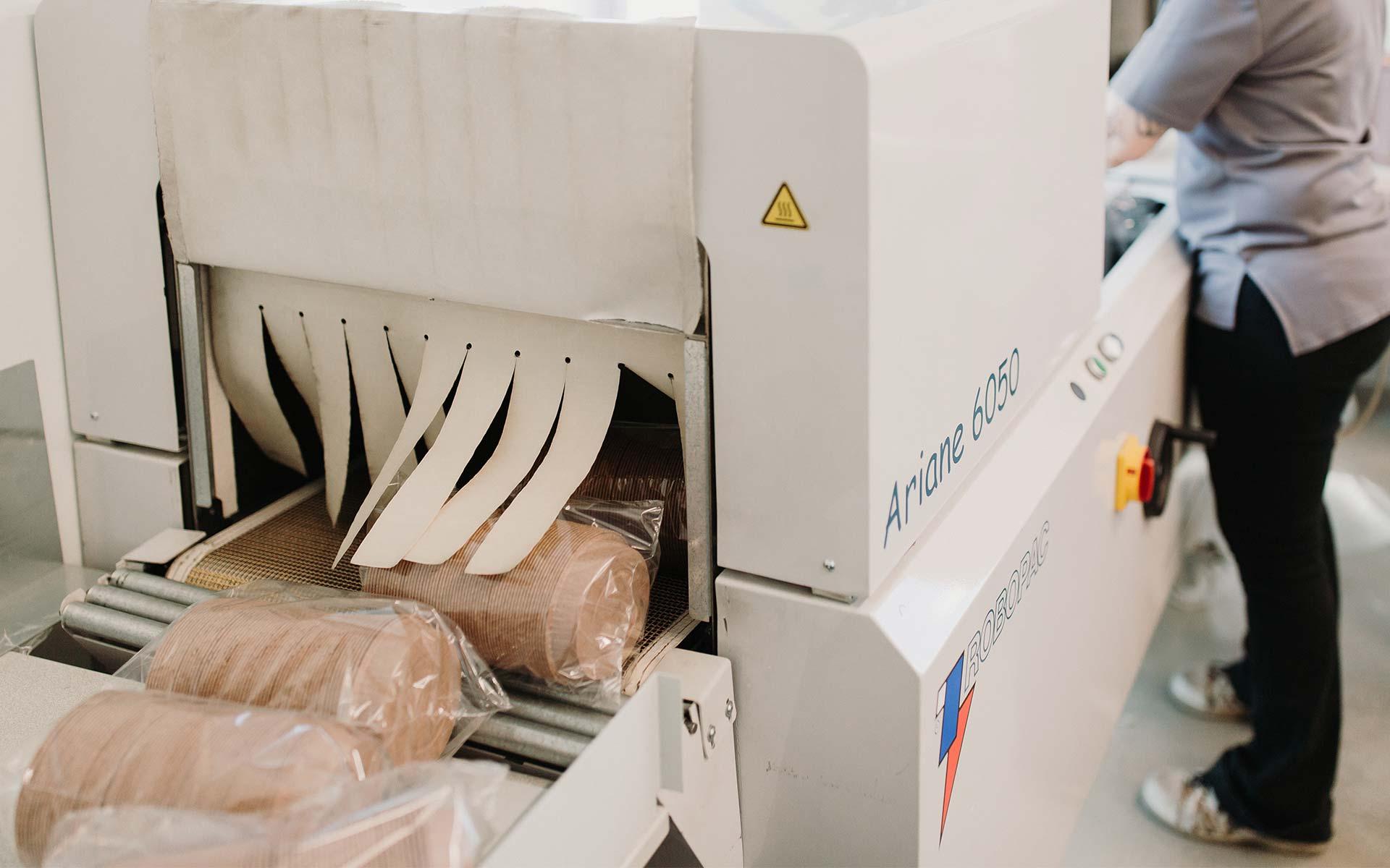 Techno Papier production machines