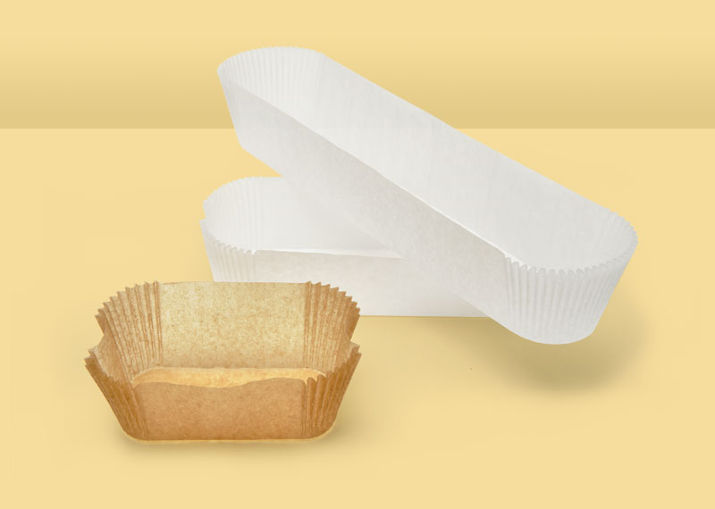 Techno Papier baking products for the industry