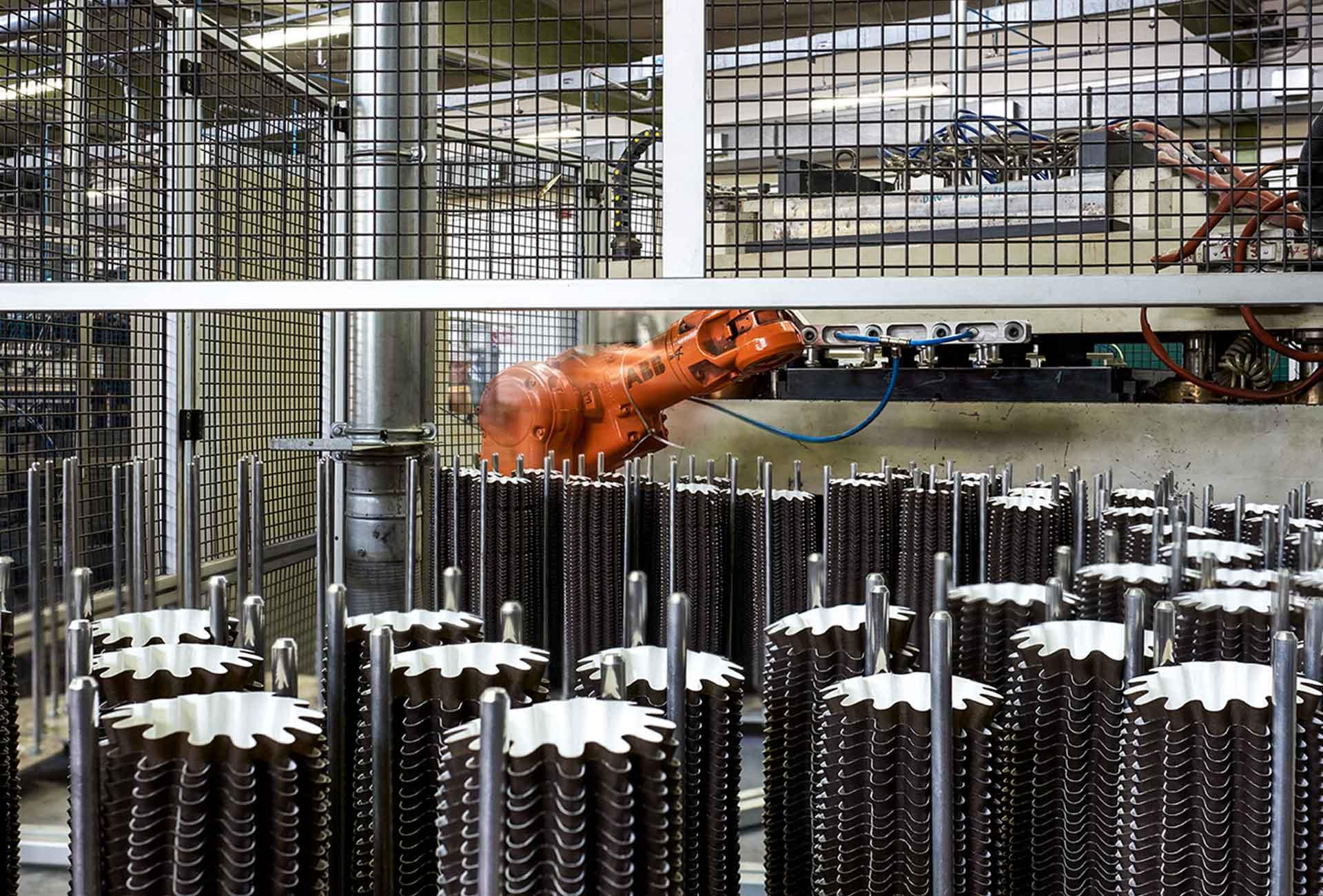 Techno Papier production site