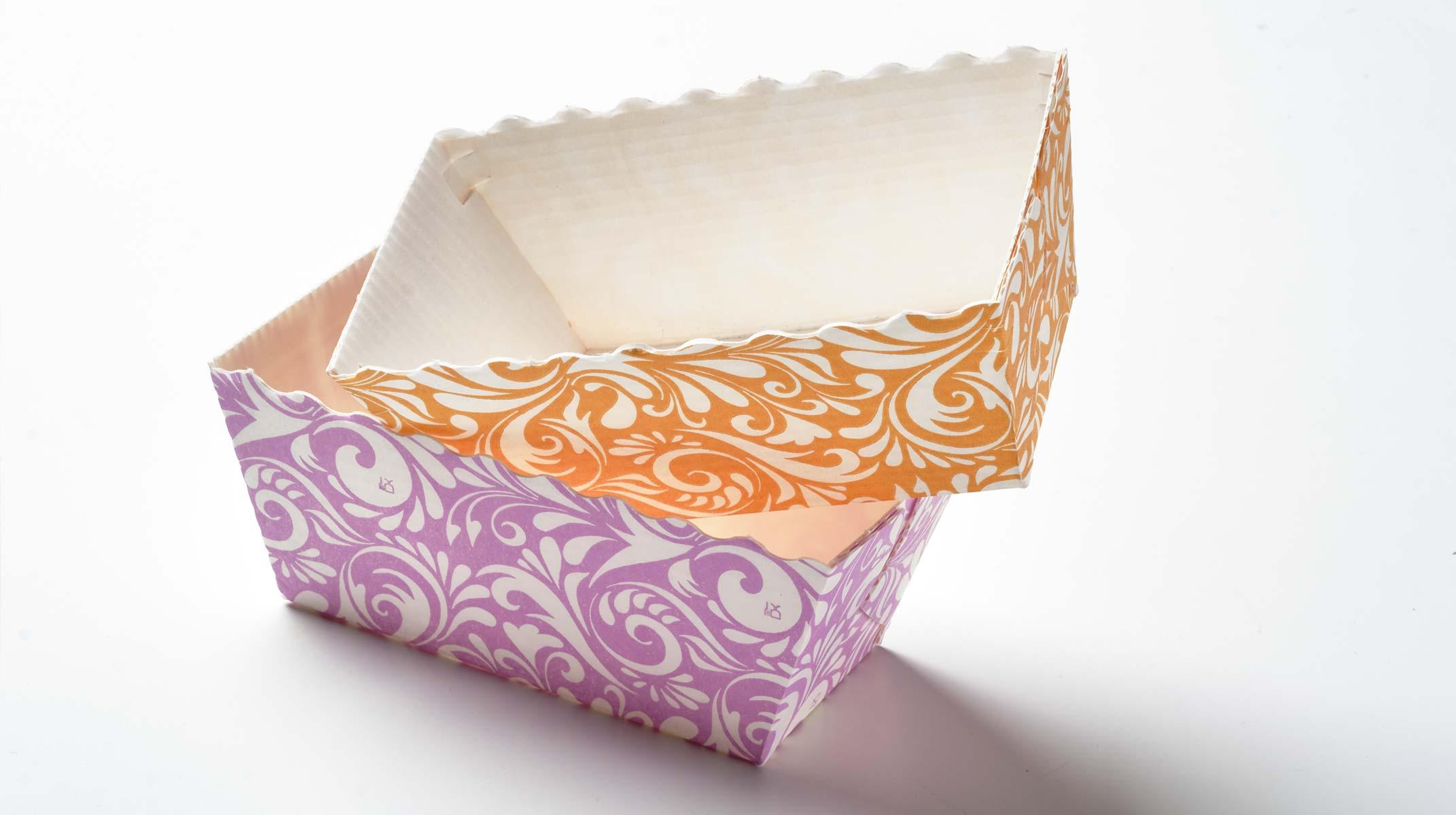 Techno Papier paper baking molds