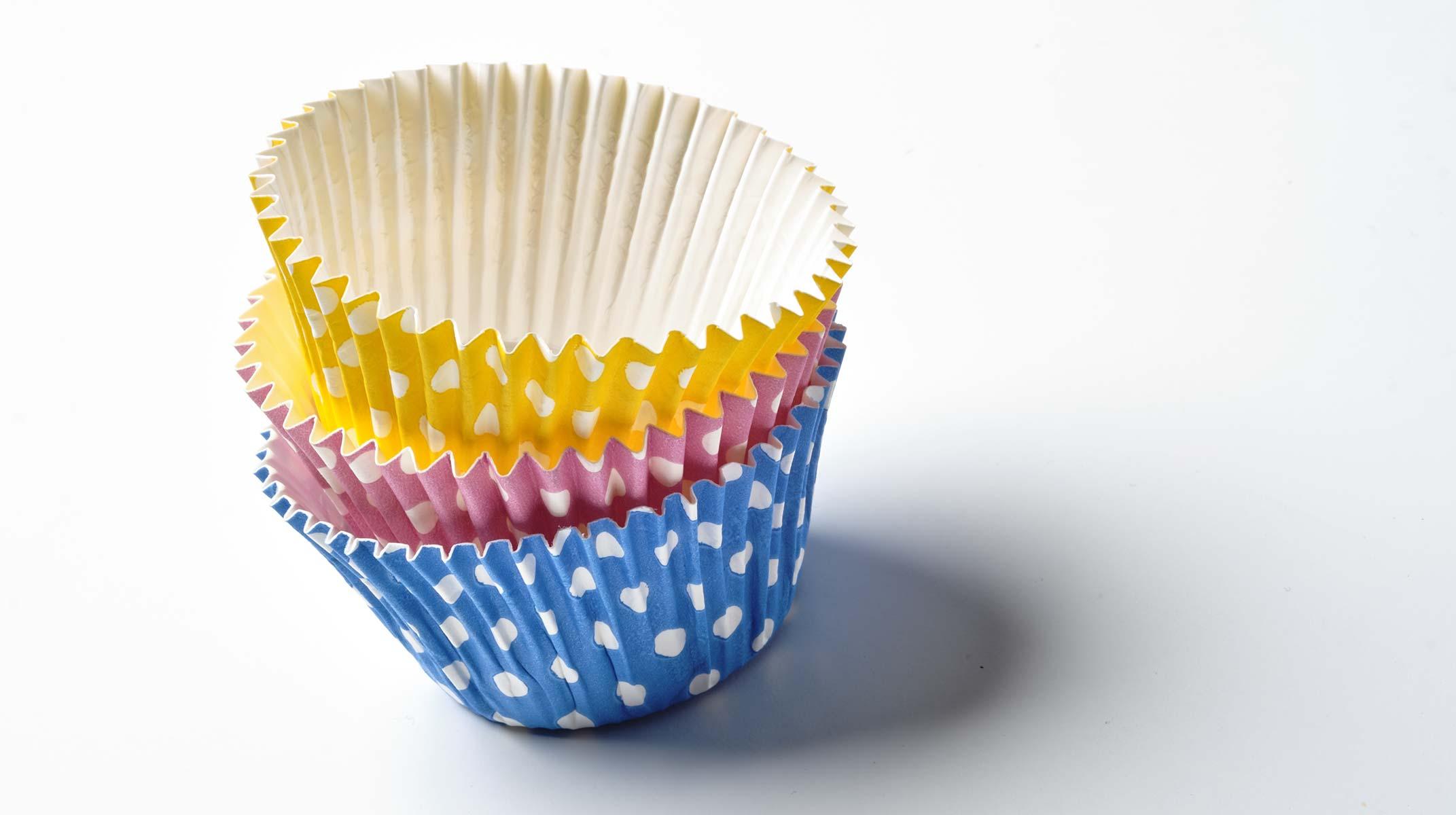 Techno Papier baking cups