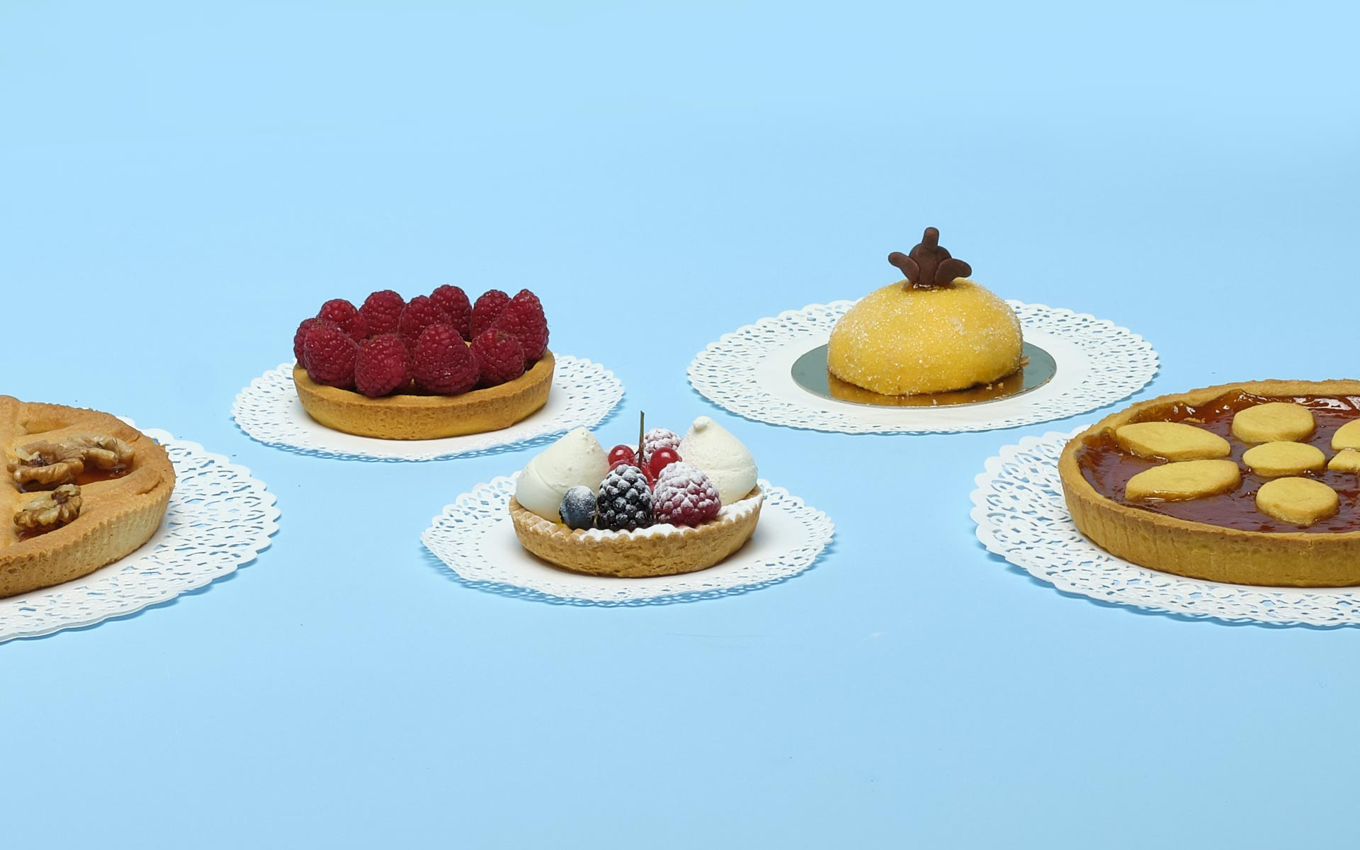 Novaservice custom pastry products