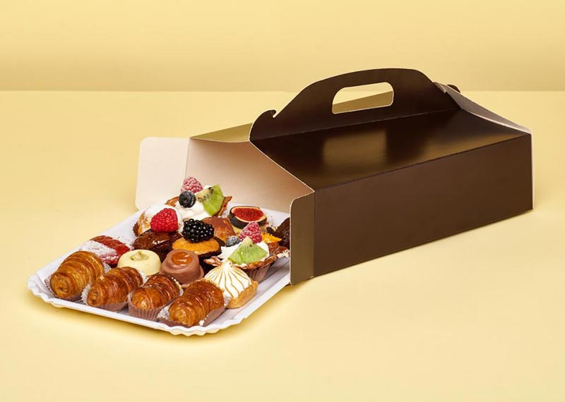 Novaservice scatola per dolci