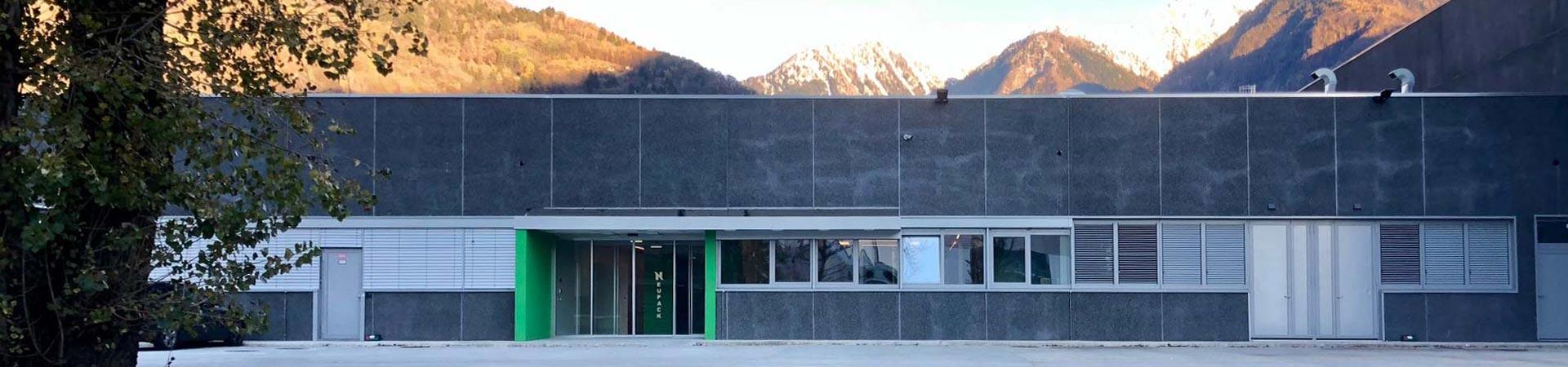 Neupack sede svizzera