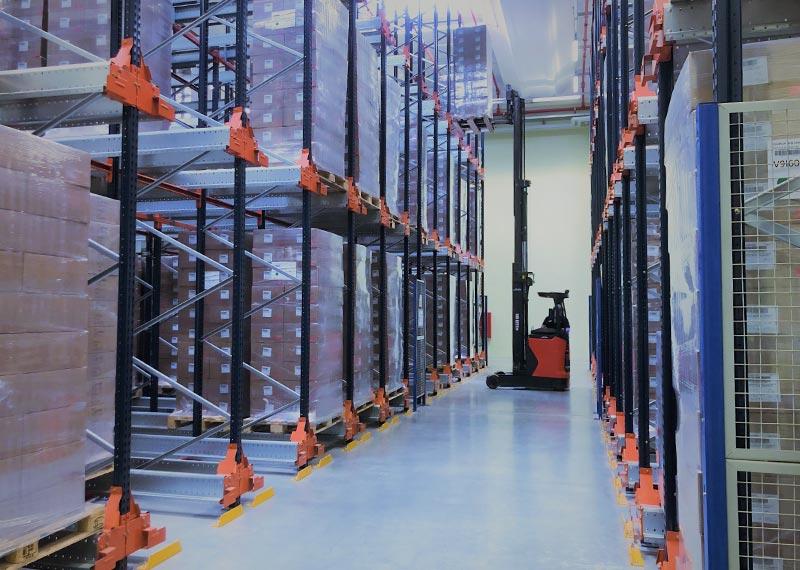 Neupack facilities